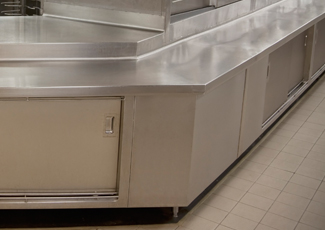 Stainless Steel Cabinets - Green Cove Springs, FL