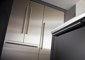 Stainless Steel Kitchen Cabinets Ponte Verde, FL