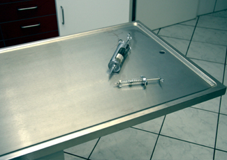 Stainless Steel Dining Table Jacksonville Beach, FL