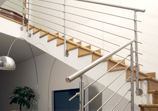 Stainless Steel Handrails - World Golf Village, FL