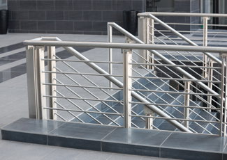 Stainless Steel Handrails - Clay Hill, FL